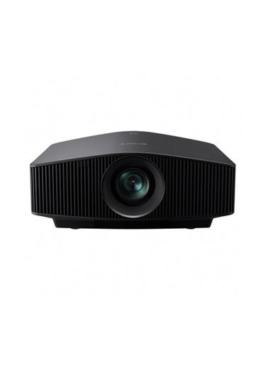 Sony VPL-VW760ES Siyah Ev Sineması Projektörü Renkli